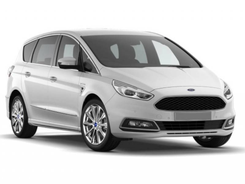 Ford S-Max Car Hire Deals