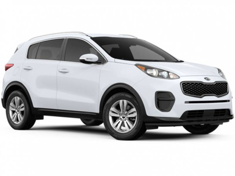 Kia Sportage Car Hire Deals