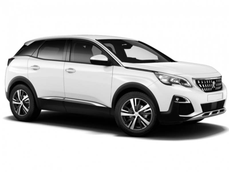 Peugeot 3008 Car Hire Deals