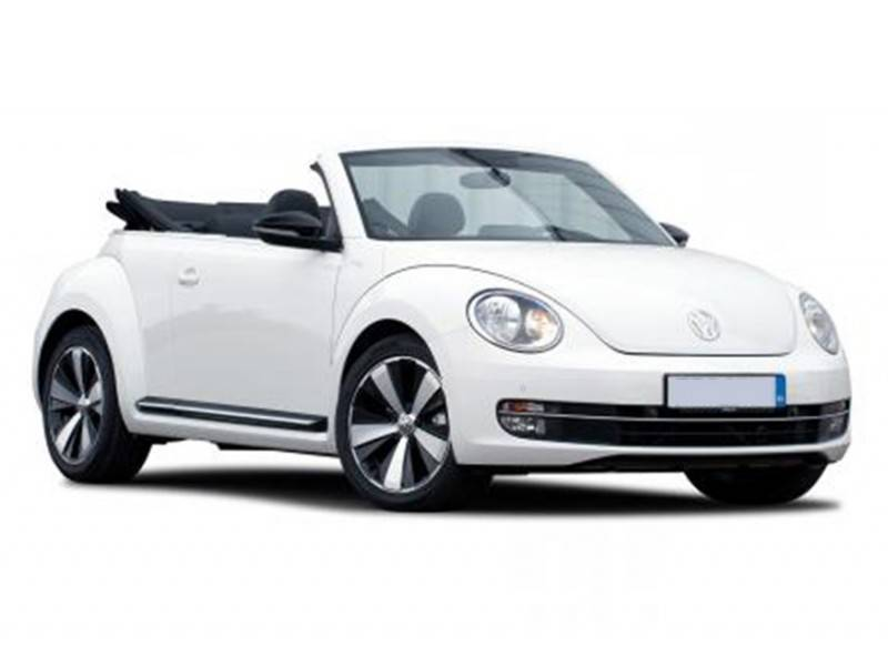 Volkswagen Beetle Cabriolet Car Hire Deals